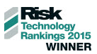 Risk Technology Rankings 2015 Winner